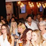 """Nice crowd for """"Let's Get Gone"""" Launch Party"""