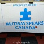 Alessia raised more than $600 to the benefits of Autism Canada!