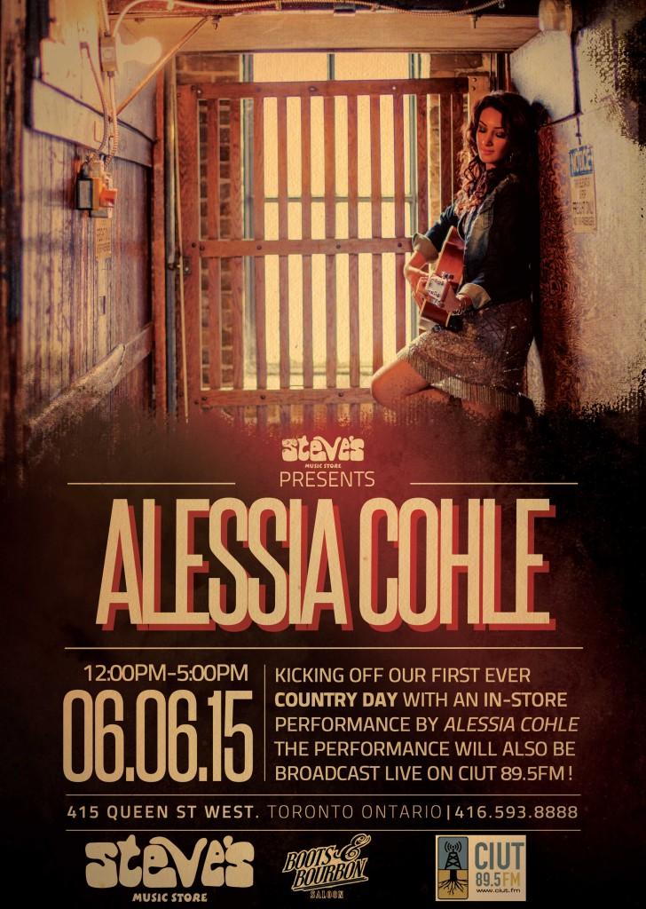 Alessia Cohle poster (Steves)