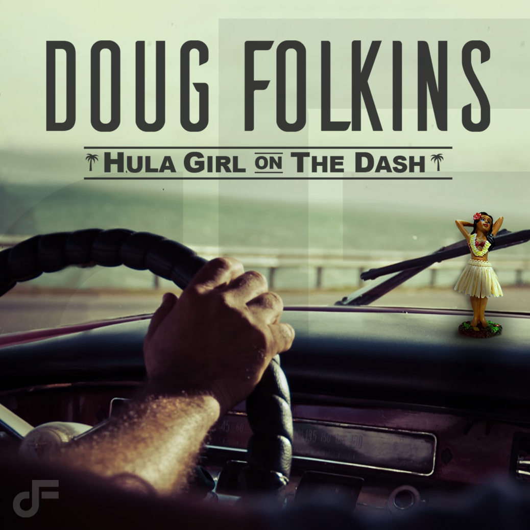 doug folkins single cover hula girl