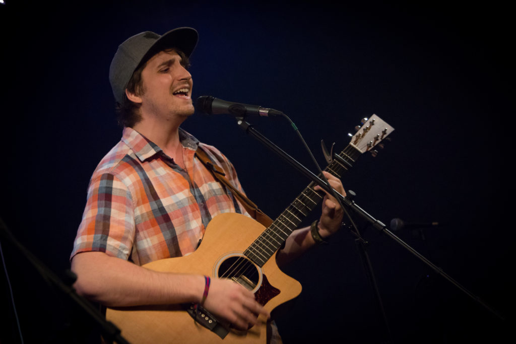 Dylan Briscall @the AM to FM Showcase